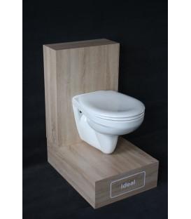 WC suspendu Idéal air9®